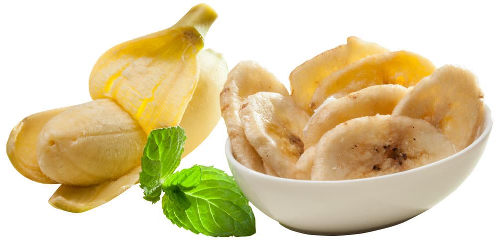 Bananen-Chips, geröstet 500g