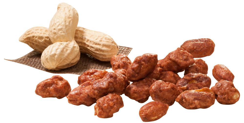 Gebrannte Erdnüsse-Jumbo 400g