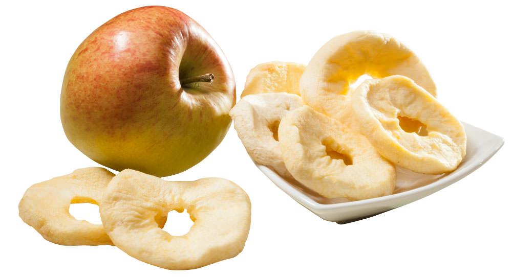 Apfelringe geschwefelt 150g