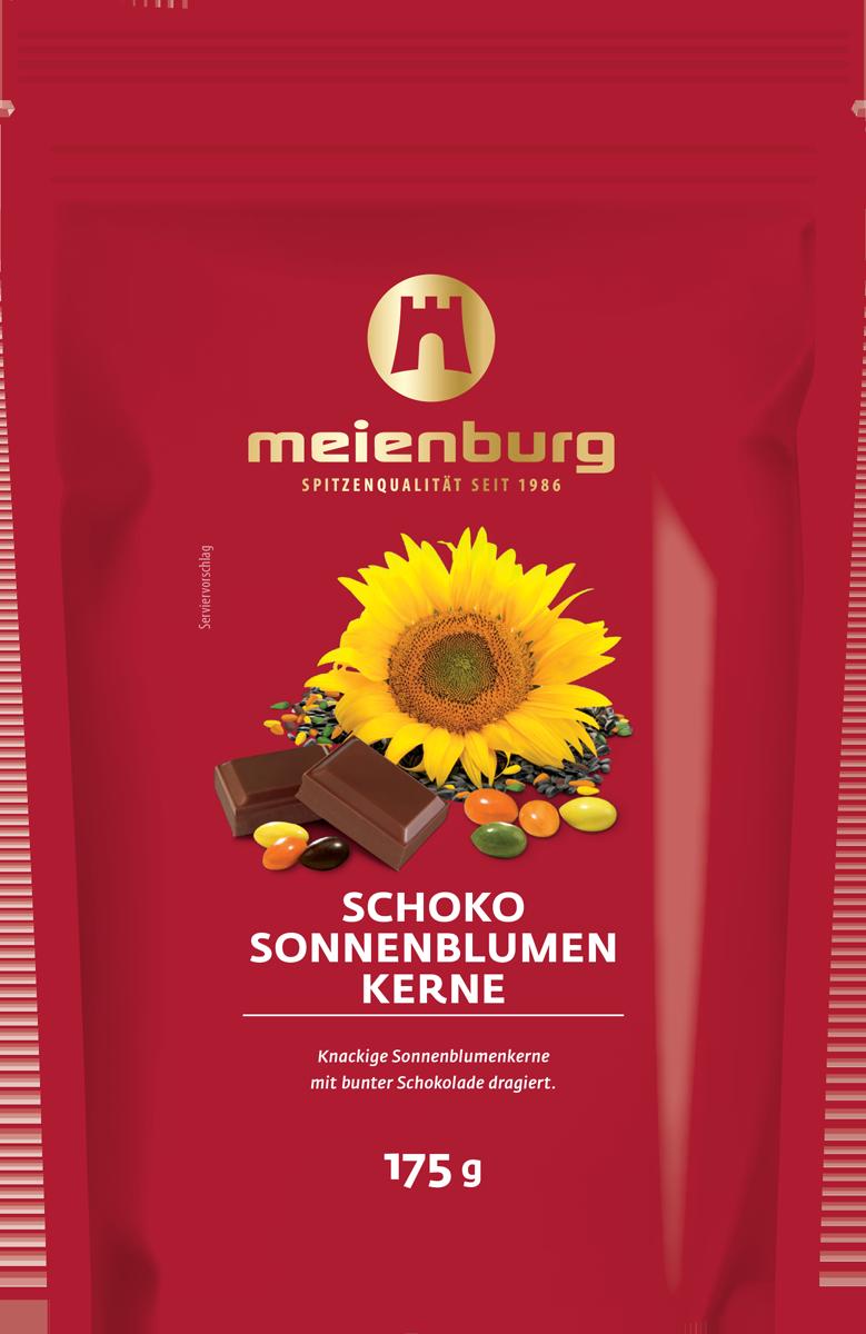 Schoko-Sonnenkerne-bunt 175g