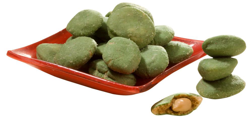 Erdnüsse in Wasabi 250g
