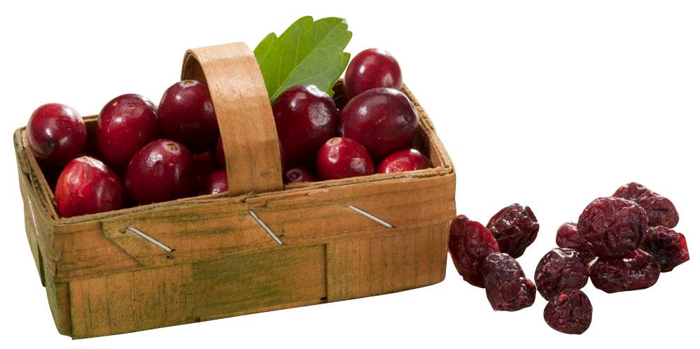 Cranberries 125g