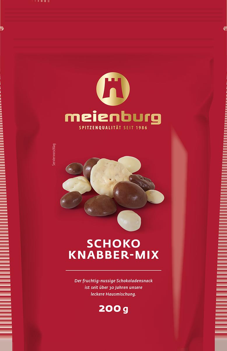 Schoko-Knabber-Mix 200g