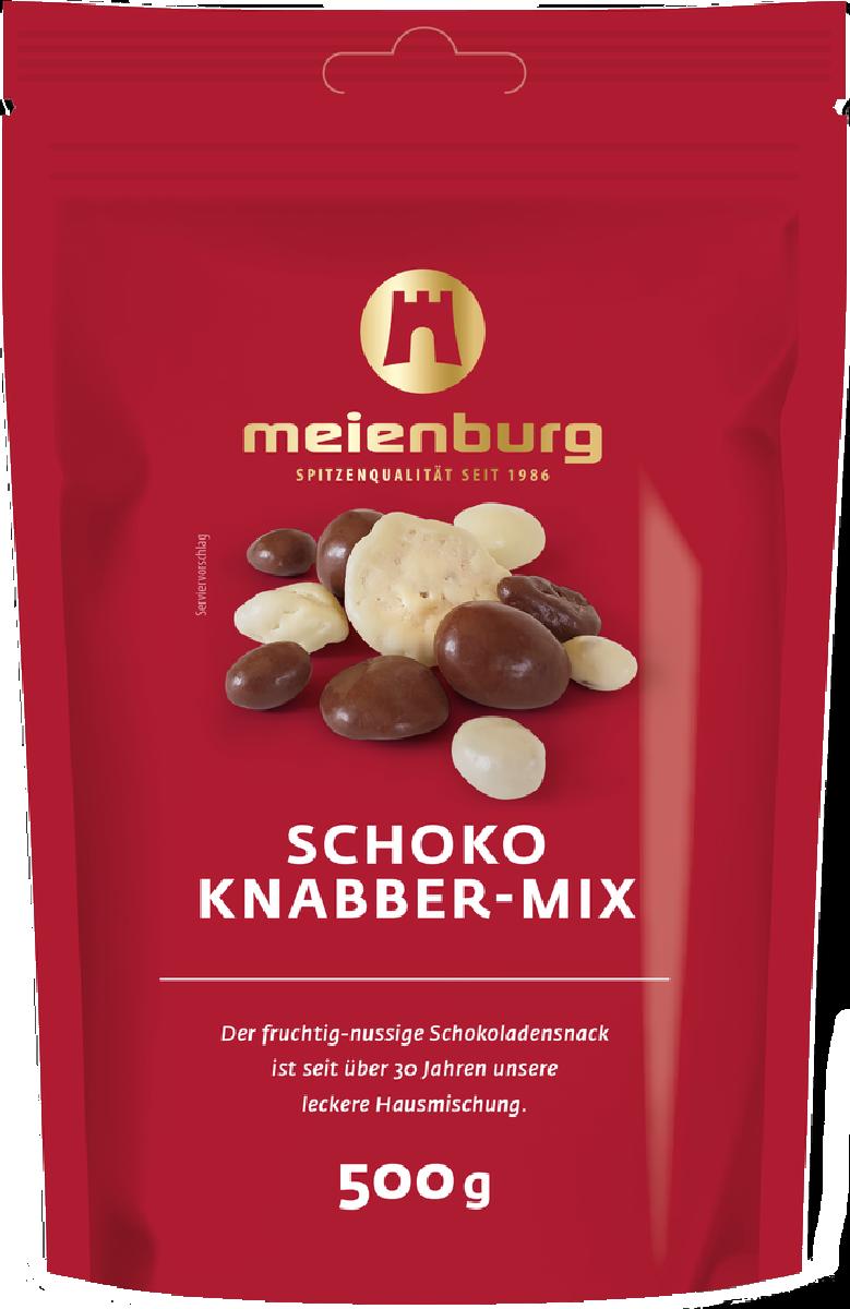 Schoko-Knabber-Mix 500g